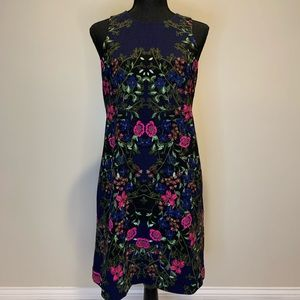Rachel Roy Sleeveless Floral Dress